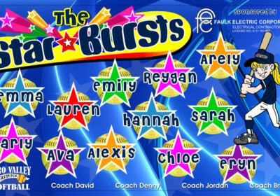 Accent Signs & Banners Starburst Banner